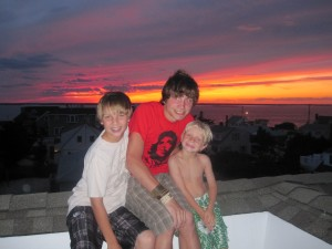 LBI Sunset 2010